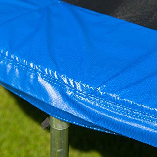Ultrasport Trampolin Randabdeckung, Blau, 305 cm -