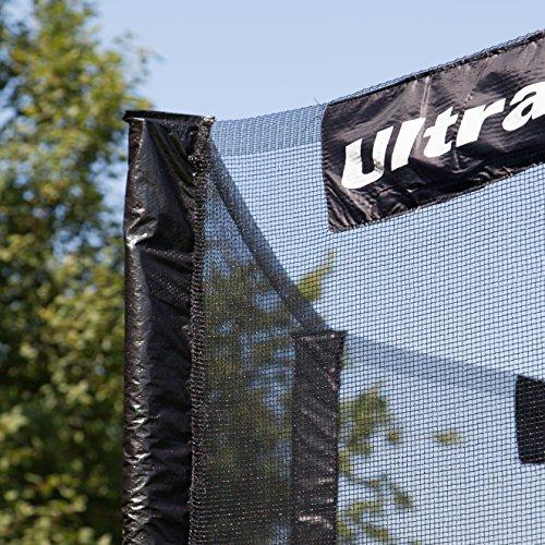 Ultrasport Sicherheitsnetz für Gartentrampolin Ultrasport Jumper (Modelle ab Mai 2014), 305 cm -