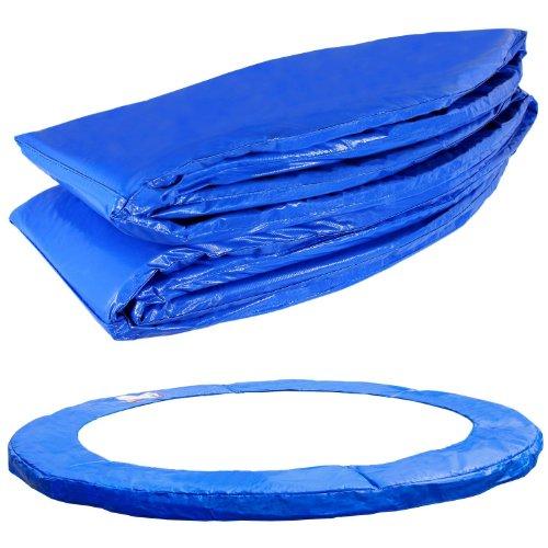 Terena® Federabdeckung 360 - 366 cm für Trampolin Randabdeckung beidseitig PVC - UV beständig