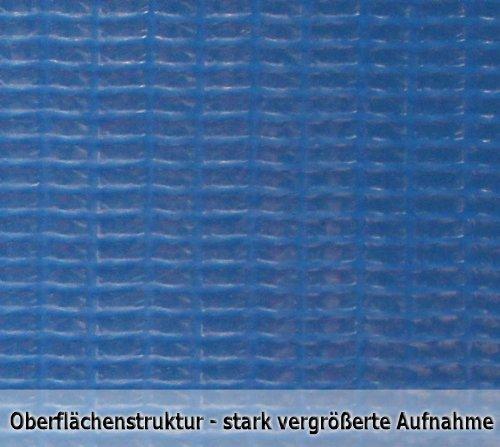 Terena® Federabdeckung 360 - 366 cm für Trampolin Randabdeckung beidseitig PVC - UV beständig -