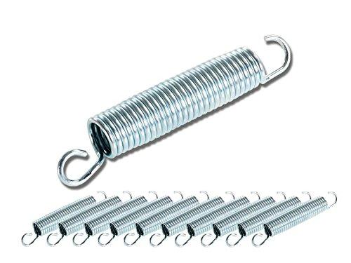 Trampolin Stahlfeder / 10 Stück