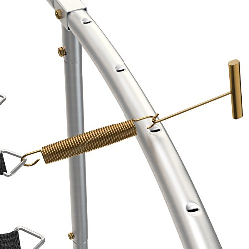Ampel 24 Trampolin Federspanner | ideale Hilfe zum Einhängen der Sprungfedern in Ihr Gartentrampolin -
