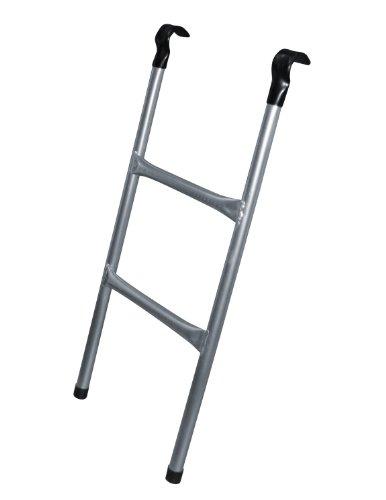 Trampolinleiter für Gartentrampolin 1,85m - 4,60m - Leiter versch. Größen - LT-1238 - Größe 3,05 m - 4,30 m