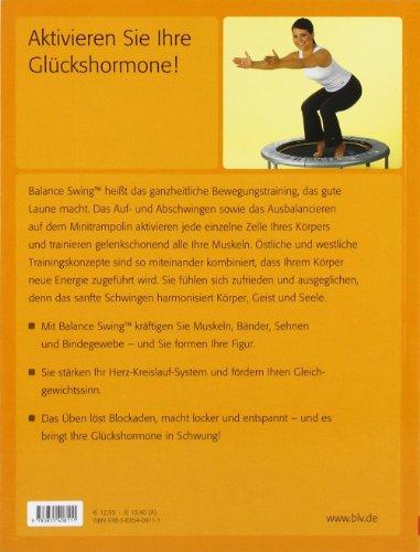 Balance SwingTM auf dem Mini-Trampolin: Das Glückshormone-Training -