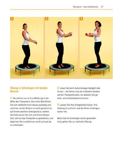 Balance Swing (TM) auf dem Mini-Trampolin: Stopper: Das neue Glückshormone-Training -