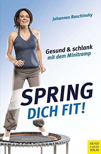 Trainingsbuch / Spring dich fit