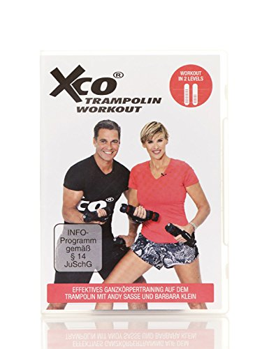 XCO® DVD Trampolin Workout