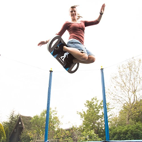 Ultrasport Trampolin Board für Funsport-Training auf dem Trampolin -