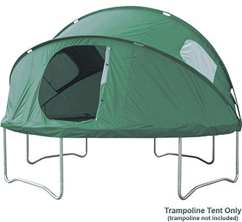 Trampolinzelt 3,6m (10Fuß) Fantasievolles Spielen, für Picknicks oder auch zum Bauen einer Höhle!