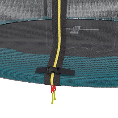 Ultrasport Gartentrampolin Wave 305cm grün -