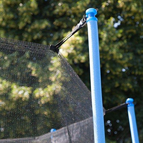 Ultrasport Sicherheitsnetz für Gartentrampolin Ultrasport / Ultrafit Jumper Blau (Modelle bis Mai 2014), 430 cm -