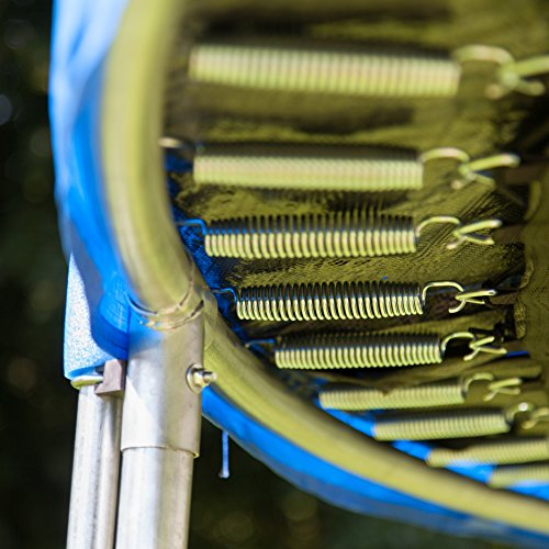 Ultrasport Trampolin Randabdeckung, Blau, 366 cm -