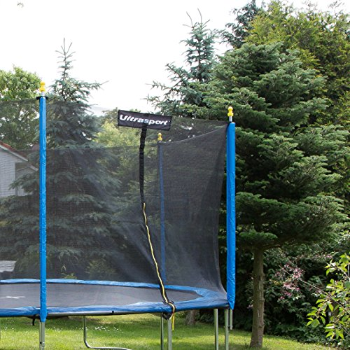 Ultrasport Sicherheitsnetz für Gartentrampolin Ultrasport Uni-Jump (Modellversion ab Juni 2015), 366 cm -