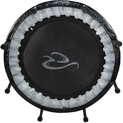 COX SWAIN faltbares Indoor Trampolin GRAVFIT, Farbe: Black, Größe: 96 cm -
