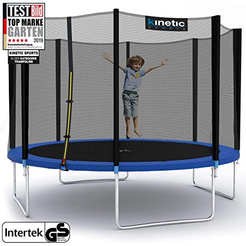 Kinetic Sports Gartentrampolin Ø 310 cm