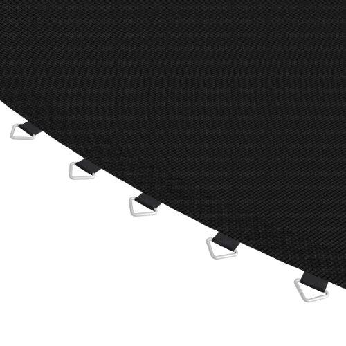 Ampel 24 Trampolin Ersatz Sprungmatte Ø 434 cm mit 120 Befestigungsösen 10-Fach vernäht, Sprungtuch für Gartentrampolin Ø 490 cm - 4