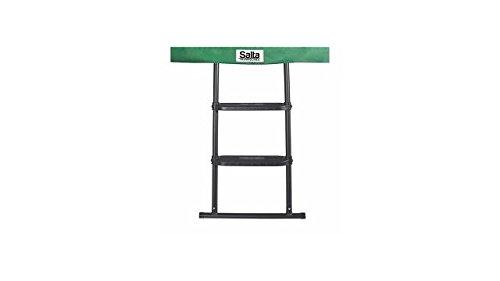 Salta Trampolin Leiter mit 2 Trittstufen - 52 x 82cm - Schwarz - 3