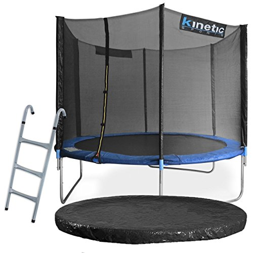 Kinetic Sports Gartentrampolin Ø 305 cm