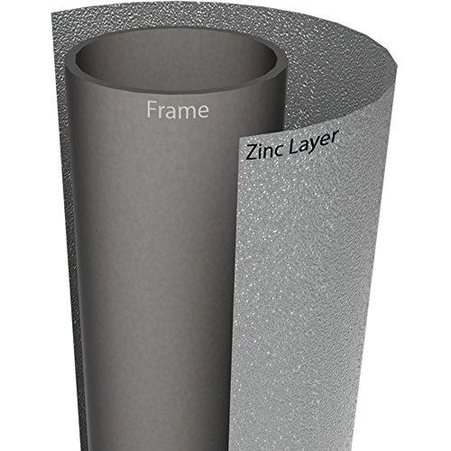 Bergtoys Trampolin Favorit 330 cm inkl. Comfort Netz - Regular -