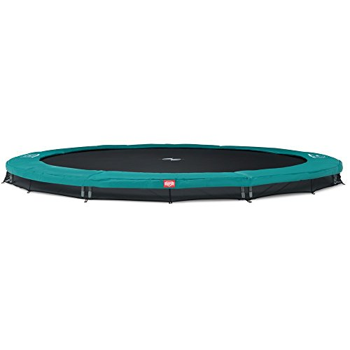 Bergtoys Trampolin Favorit Tattoo 430 cm inkl. Comfort Netz - Regular -