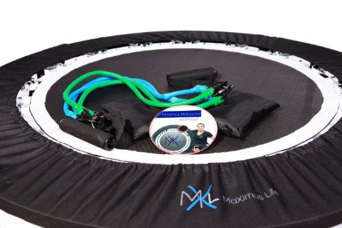 MaXimus Pro Fitnesstrampolin