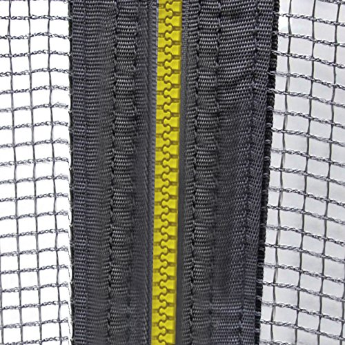 Ultrasport Gartentrampolin Jumper 251 cm inkl. Sicherheitsnetz -