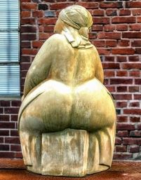 besser gesund leben - fettpolster