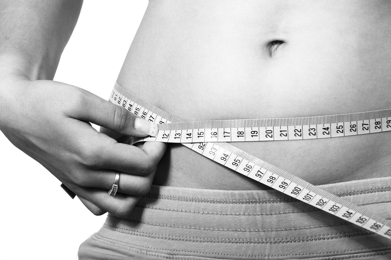 trampolin kalorienverbrauch - bauch messen