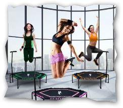 trampolin kalorienverbrauch - studio